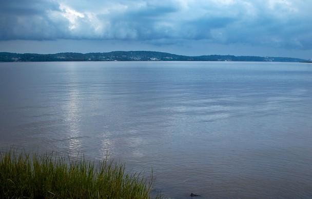 Hudson River, Piermont Peir